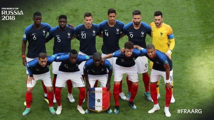 Euro 2020, Timnas Prancis Dihantam Kabar Tak Sedap : Giroud Lagi Tak Akur dengan Mbappe