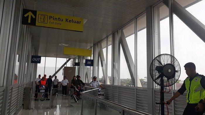 Skybridge Terminal Tirtonadi-Stasiun Solo Balapan Kini Dibuka 24 Jam