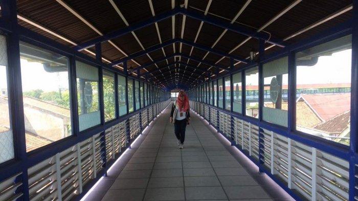 Warga Minta Sky Bridge Beroperasi 24 Jam, Begini Tanggapan Pihak Terminal Tirtonadi Solo