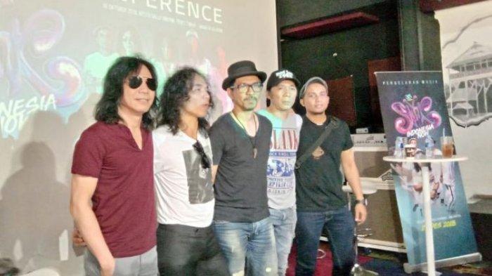 Slank Akan Gelar Konser Indonesia Now di GBK untuk Rayakan HUT ke-35