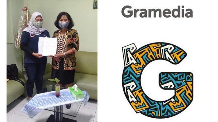 Tingkatkan Akses Sumber Literasi, SMA Regina Pacis Surakarta bersama Gramedia Bikin Smart Library