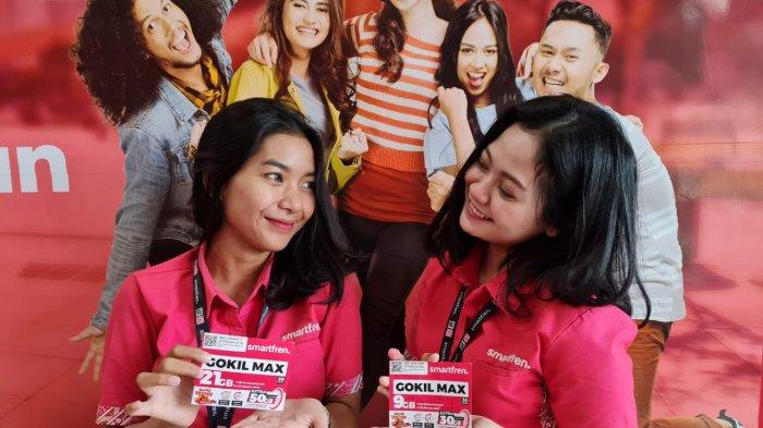 Smartfren Gokil Max di Karanganyar: Main PUBG Lancar, Drakor Jalan Terus