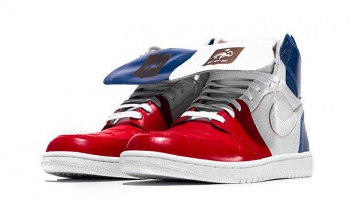 Produsen Sepatu Asal Amerika Serikat Rilis Sneaker Bertema Prancis