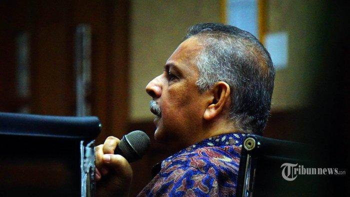 Mantan Dirut PLN, Sofyan Basir Dituntut Pidana Penjara 5 Tahun