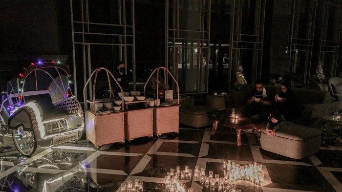 Earth Hour Ala Solia Zigna, Suasana Temaram Iringi Syahdu Pemandangan Solo di Malam Hari