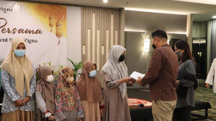 Solia Zigna Lakukan Kegiatan Sosial di Bulan Ramadan, Mulai Bagi Takjil Hingga Santunan Anak Yatim