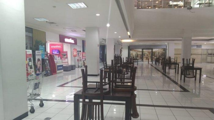 Solo Grand Mall saat PPKM