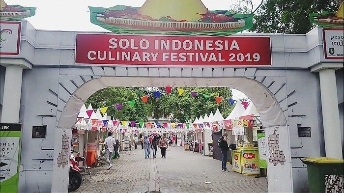 Berita Video: Warna-Warni Kemeriahan di Solo Indonesia Culinary Festival 2019