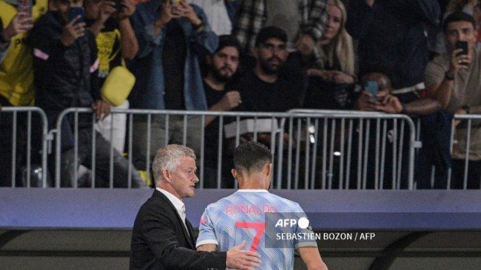 Reaksi Cristiano Ronaldo pasca Manchester United Kena Comeback Young Boys : Fokus Laga Berikutnya