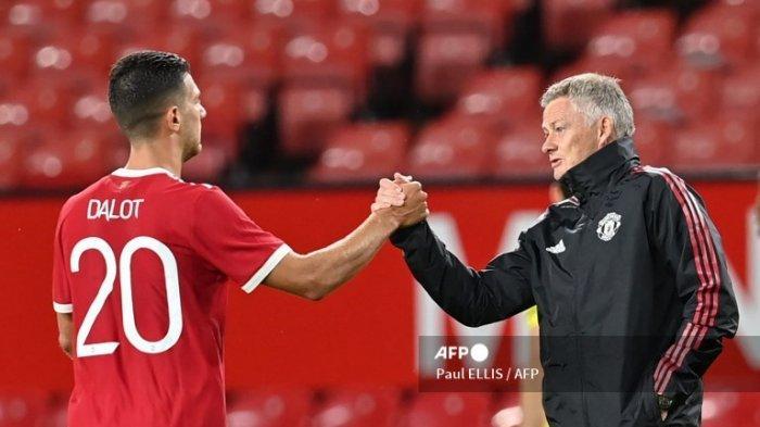 5 Transfer Manchester United yang Diblokir Solskjaer : Dari Diogo Dalot sampai Anthony Elanga