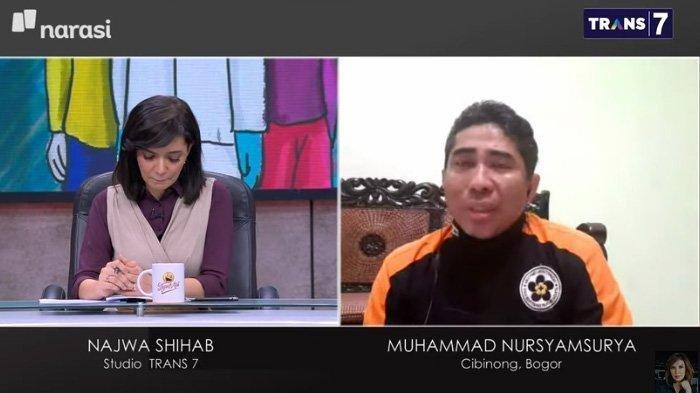 Dengar Cerita Sopir Jenazah Antar Puluhan Korban Corona Tiap Hari, Najwa Shihab Tahan Air Mata