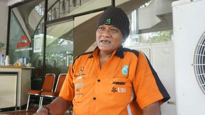 Di Jakarta Kena PHK, Uang Tinggal Rp 400 Ribu, Pria Ini Pulang Solo Jalan Kaki 4 Hari Tempuh 401 Km