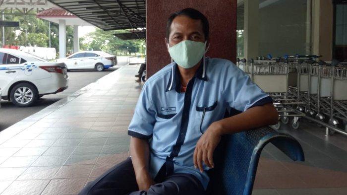 Kemenhub Stop Pesawat Komersial, Sopir Taksi Bandara di Solo Menangis : Jual Sepeda Anak untuk Makan