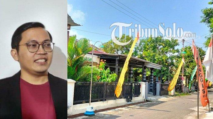 Achmad Zaky Jadi Orang Terkaya Berharta Rp 4 Triliun, Begini Potret Rumah Masa Kecilnya di Sragen