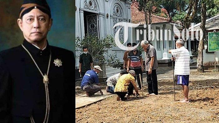 Senin Ini 40 Hari Wafatnya KGPAA Mangkunegara IX, Ada Tahlilan di Mangkunegaran & Ziarah ke Girilayu