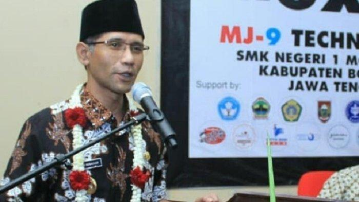 Biodata Said Hidayat Pemenang Pilkada Boyolali 2020 : Dulu Agen Elpiji Pertamina, Kini Jadi Bupati