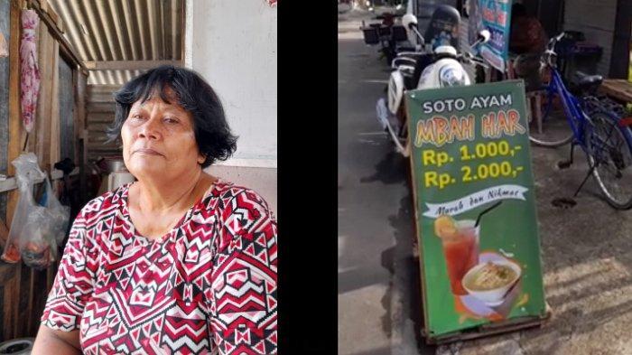 Heboh Soto Dijual Rp 1000 di Klaten, Penjualnya Tak Mau Untung Banyak, Banjir Doa dari Netizen