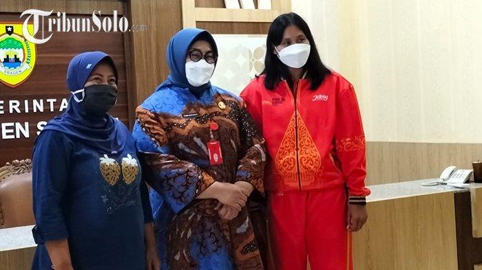 Atlet Voli Asal Sragen Ikut Bertanding di Ajang PON XX Papua 2021, Sang Ibunda Doakan Berhasil