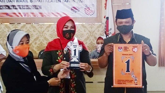 Real Count Pilkada Klaten 12 Desember : Data Masuk 88,12 Persen, Sri Mulyani Menang di 23 Kecamatan