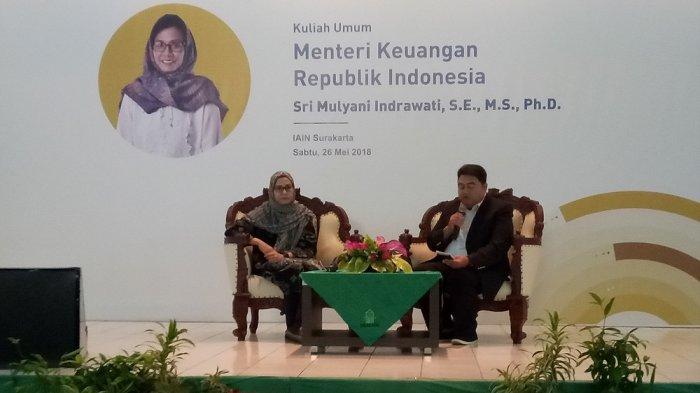 Menkeu Sri Mulyani: APBN sebagai Instrumen untuk Stabilkan Perekonomian Negara