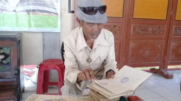 Bermodal Sepeda Onthel Jengki, Warga Sukoharjo Ini Jelajahi Indonesia dari Sumatera Hingga Papua