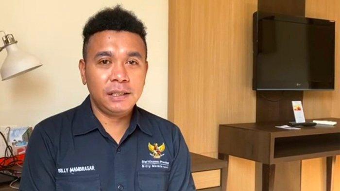 Stafsus Billy Mambrasar Sambut Peluncuran Tribun-Papua Jadi Portal Berita Tribun Network ke-52