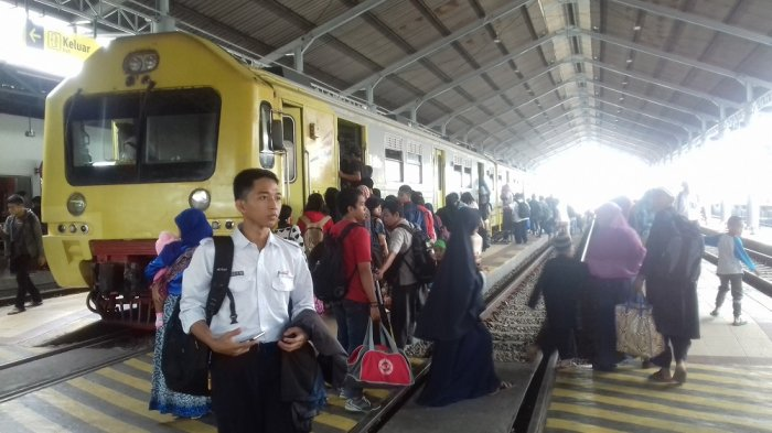 Sejumlah Perjalanan Kereta Prameks Dibatalkan, Berikut Rincian 13 Rutenya