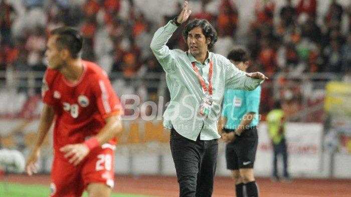 Tinggalkan Persija, Stefano Cugurra Resmi Berlabuh ke Bali United