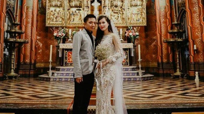 Pernikahannya Nyaris Tak Terekspos, Aktris Stevani Nepa Kini Umumkan Telah Melahirkan Anak Pertama
