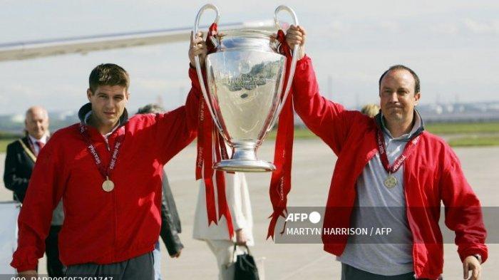 Rafael Benitez Dianggap Khianati Liverpool, Steven Gerrard Sudah Tidak Heran