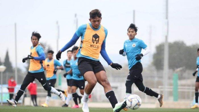 Pemain Timnas Indonesia Ini Ceritakan Mimpinya Jadi Striker Terinspirasi Bambang Pamungkas