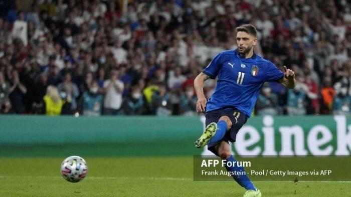 Move On Dari Federico Chiesa, Chelsea Kini Beralih Buru Domenico Berardi