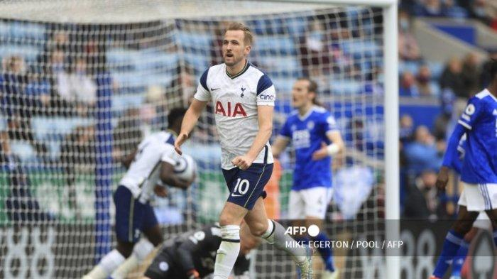Tottenham Hotspur Dibekuk Crystal Palace 3-0, Rekor Selalu Menangnya Jatuh