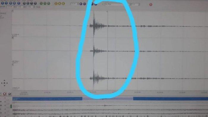 Sejumlah Warga Belitung Dihebohkan Suara Dentuman Disertai Getaran Misterius, BMKG Beri Penjelasan