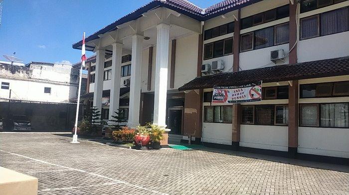 Kondisi Kantor Pengadilan Agama Klaten Seusai 9 Pegawai Positif Corona: Pintu Tertutup Rapat