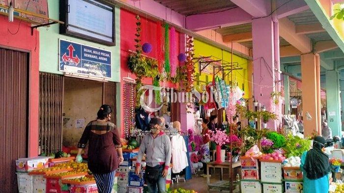 Imbas Corona Mengganas, Minggu Semua Pasar dan Toko di Boyolali Ditutup, Warga Diminta di Rumah Saja