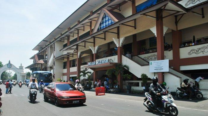 Wapres Ma'ruf Amin Sempat Dengarkan Curhatan Pedagang Pasar Klewer, Purnomo Beberkan Ceritanya