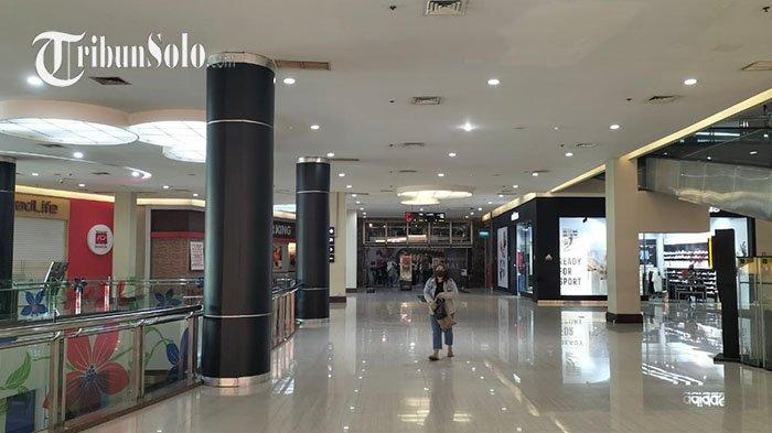 Tak Pandang Bulu, Presiden Jokowi Wajib Pakai Aplikasi Peduli Lindungi, Bila Dolan ke Mall Solo Raya