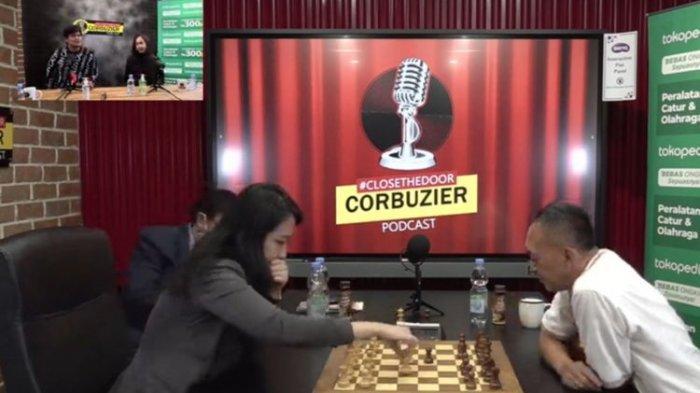 Reaksi Gotham Chess Seusai Dewa Kipas Kalah Telak dari GM Irene, Singgung Soal Kebenaran