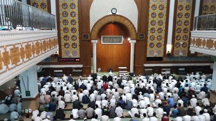 Jenazah Ustaz Arifin Ilham Diperkirakan Tiba di Indonesia pada Kamis Sore Ini