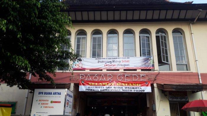 Mudik Lebaran Dilarang, Oleh-Oleh Khas Solo Di Pasar Gede Diserbu Pembeli, Sampai Kirim Ke Papua
