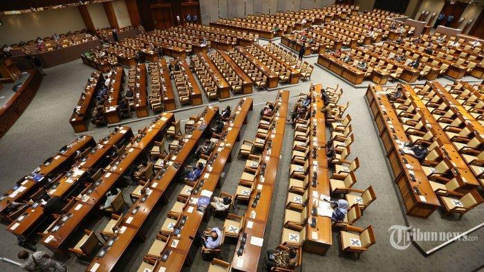 Fraksi Demokrat Beberkan Alasan Walk Out dari Sidang Paripurna Pengesahan RUU Cipta Kerja