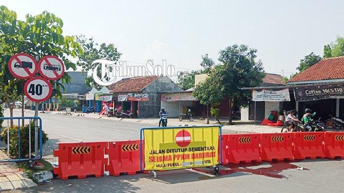 Ada 722 Pelanggaran Selama PPKM Level 4 Tahap I di Sukoharjo : di Antaranya di Kafe & Tempat Hiburan