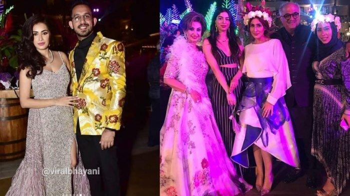 Rangkaian Pernikahan Mewah Anak Raja Sinetron Indonesia di Bali, Dihadiri Anil Kapoor & Artis India