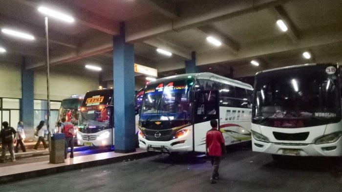 Sempat Heboh Wacana Pemudik di Karantina, Jumlah Penumpang di Terminal Tirtonadi Solo Anjlok