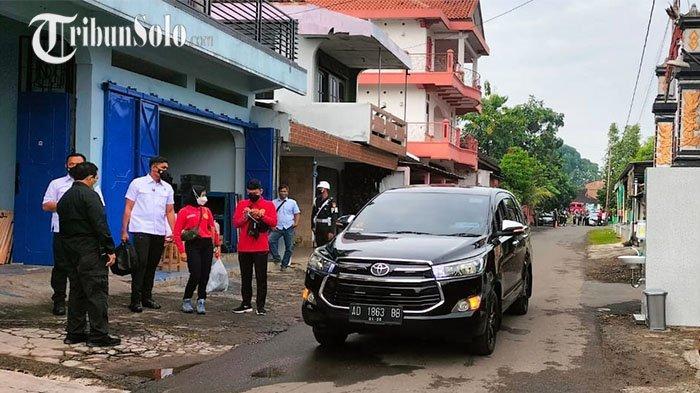 Suasana Desa Segaran Klaten yang Bakal Dikunjungi Jokowi, Dijaga Polisi & TNI: Warga Antusias