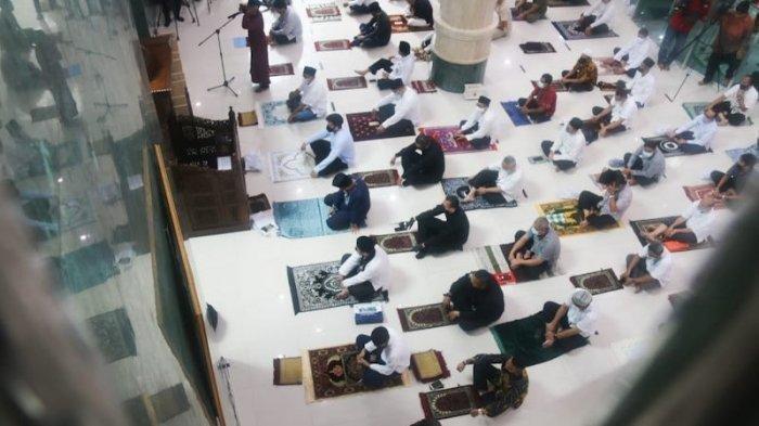 Selamat! Pemkab Bolehkan Umat Muslim di Karanganyar Tarawih di Masjid, Asalkan Patuhi Aturan Ini