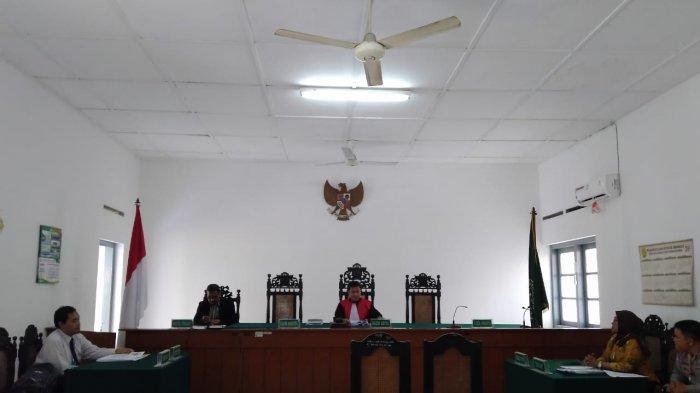 Sidang Gugatan Praperadilan Kasus Laka Overpass Manahan Solo Agenda Kesimpulan Berlangsung Singkat