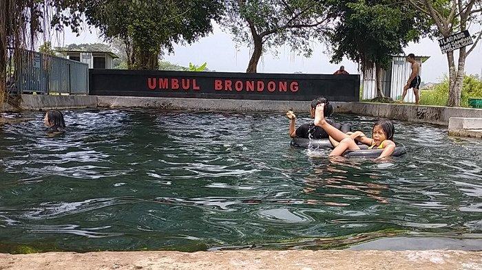 Sejarah Umbul Brondong di Kebonarum Klaten, yang Miliki Fasilitas Super Lengkap untuk Wisatawan