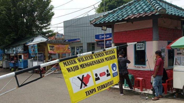 Fakta Dibalik Pria di Bogor Mengamuk saat Ditegur Pakai Masker, Mengaku Kawan Perwira